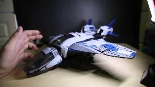 lego 6869 marvel superheroes quinjet aerial battle sheng yuan sy327 bootleg review