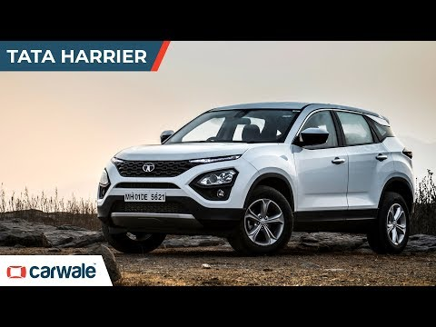 Tata Harrier | Is the Jeep Compass rival really that good? | Test | 5 minute Review | CarWale