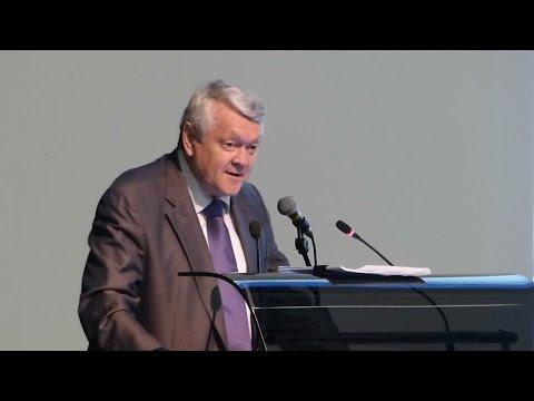 Председатель СО РАН А.Л.Асеев. Общее годичное собрание