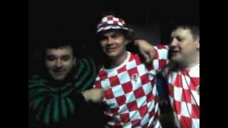 HRV-SRB dokumentarac o navijačima  KUTI 22.3.13.