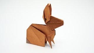 Origami Rabbit (Seth Friedman)