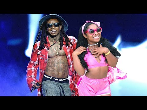 Lil Wayne's Daughter - 2018 [ Reginae Carter ]