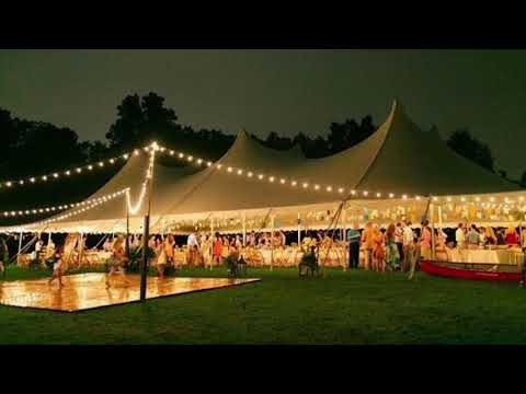 A&S Party Rentals Dayton and Cincinnati Ohio - Tent Rentals - Table and Chair Rentals -Wedding