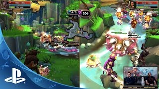 Dungeon Defenders II - First Look | PS4