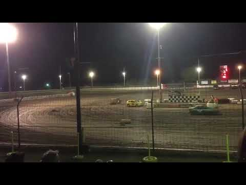 Sycamore Speedway Racing Sept 6, 2019 Compact Figure 8 Race