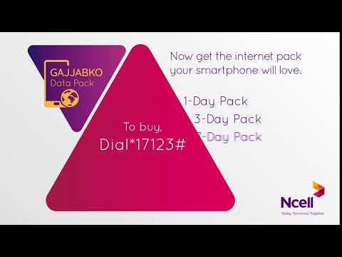 Gajjabko Data Pack