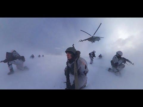 Военные учения 360: