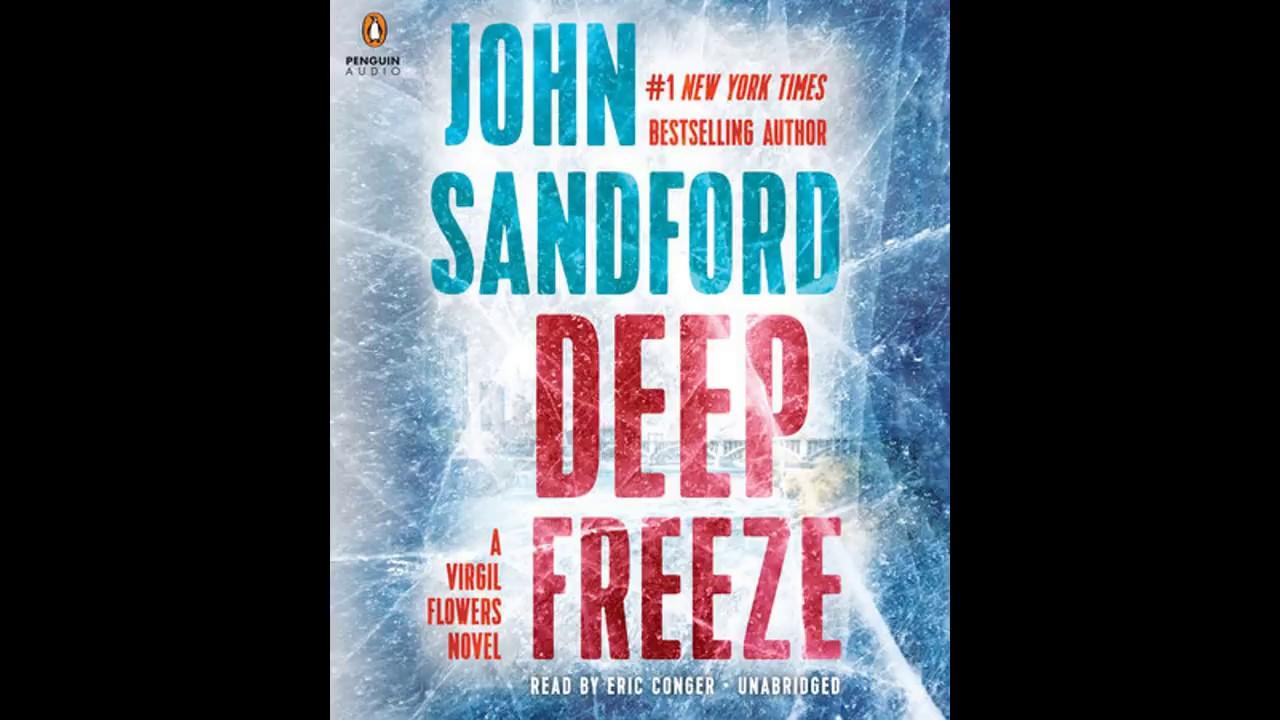 Deep Freeze By John Sandford Read Eric Conger Audiobook Excerpt