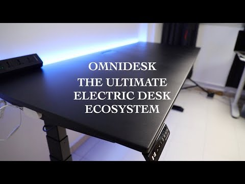 Omnidesk Pro and Zero Review - The Last Standing Desk You Will Need