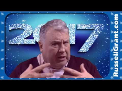 Pisces - Year Ahead 2017 - Russell Grant