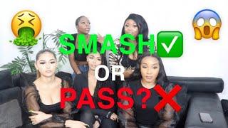 SMASH OR PASS??!?? (HOOD EDITION‼️) FT. AMBUSH, DUTCHAVELLI, TION WAYNE, BLANCO & MICHAEL MODERN!🚨