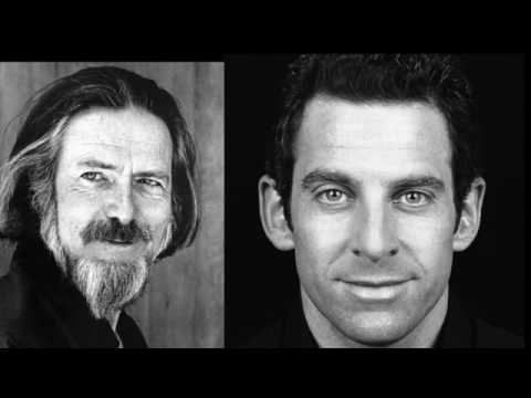 Sam Harris on Alan Watts and Abstractions