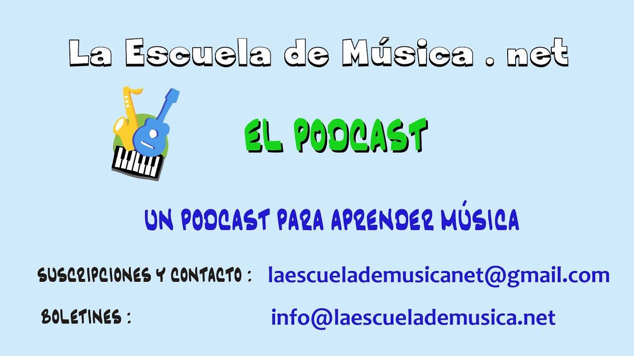 Podcast 74 - 5 Beneficios de aprender a leer música (reedición)