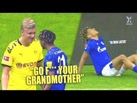 Karma Moments In Football