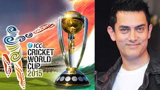 ICC Cricket World Cup 2015 Aamir Khan Prediction   IND VS AUS   World Cup Semi Final