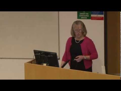 Professor Susan Mawson-  What do intelligent shoes and brain synapses have to do with NHS reforms?