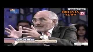 TV CHILE: EL INFORMANTE ENTREVISTA A CARLOS MESA