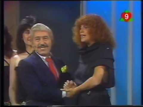 Valeria Lynch y Mario Sapag