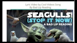 Seagulls - Lyric Video
