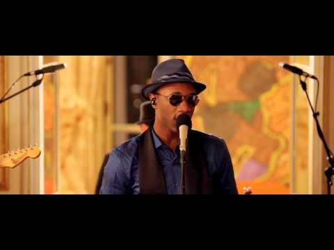 Aloe Blacc - Live@Home - Part 1 - The Man, I Need a dollar