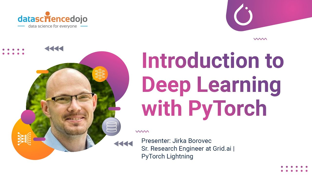 Introduction to DL with PyTorch