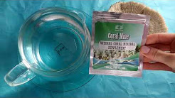 Coral-Mine: Get Calorie-Free Calcium in Your Drinking Water