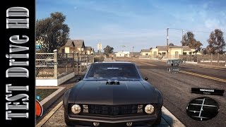 Chevrolet Camaro SS   Perf Spec - 1969 - The Crew - Test Drive Gameplay (PC HD) [1080p]