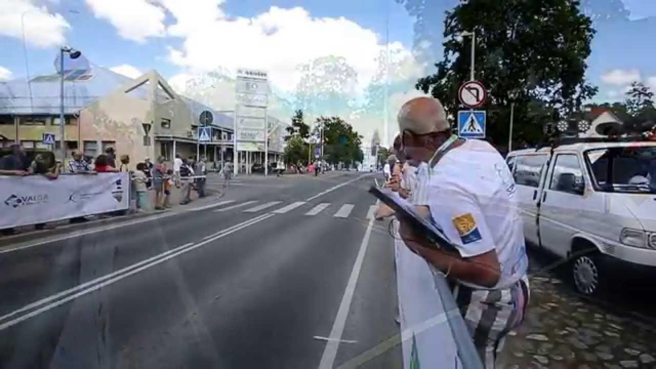 Balti Keti Velotuur 2015 Rapla Vahefinis Youtube
