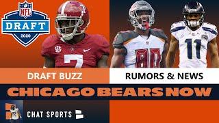 Chicago Bears Rumors: OJ Howard Trade? Sign Percy Harvin? Target Trevon Diggs? 2020 NFL Draft Rumors