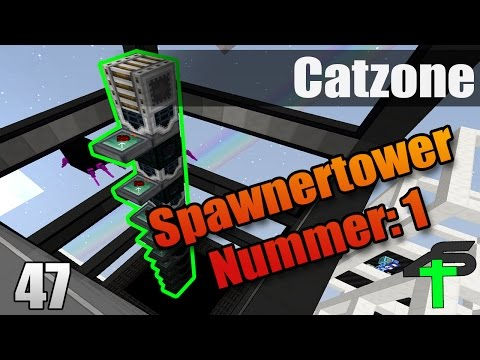 Spawnertower Nummer: 1 | Catzone | #47 | Items4Sacred mit Earliboy [GER]