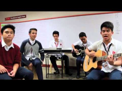 History - One Direction (cover by The Afterclass 5/6)
