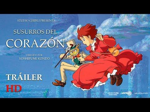 SUSURROS DEL CORAZÓN - Tráiler Subtitulado | HD miyazaki en netflix