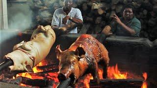 Babi Guling - Balinese BBQ Roast Pig