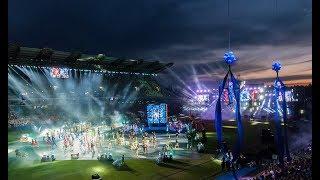 EYOF 2017 - Opening Ceremony/Megnyitó ünnepség - Győr/Hungary