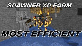 Most Efficient Spawner XP Farm 1.14/1.13