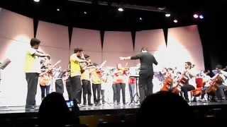 grupo sonantes interpretando biromes y servilletas de leo maslah