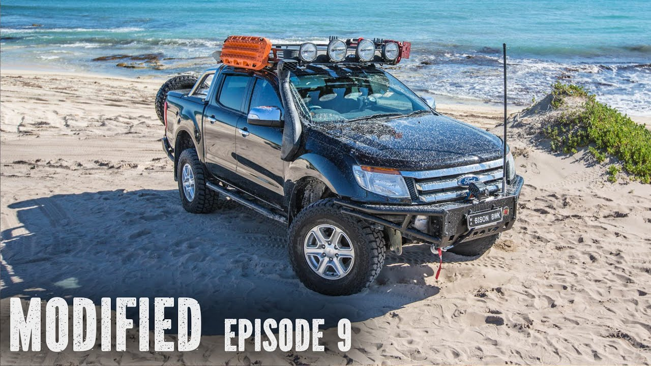 Land Cruiser >> Modified Ford Ranger XLT, modified episode 9 - YouTube
