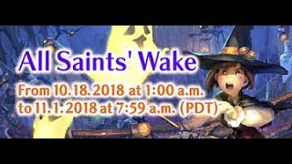 FFXIV | All Saints Wake 2018  | SEASONAL EVENT