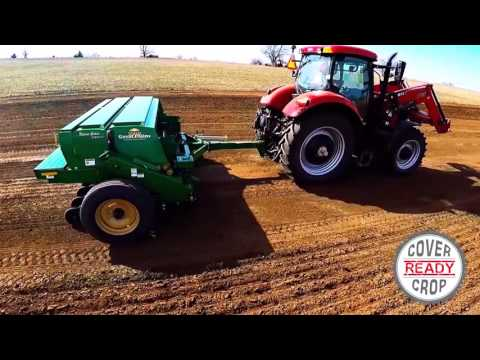Cover to Cover: Drilling Cover Crops with Great Plains Drills
