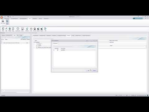 Creating a Table | Dyntell Bi - Business Intelligence Software