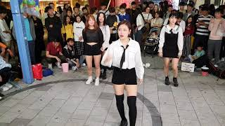 레이디비(Ladyb)/ 아낀다(Adore U)-세븐틴(Seventeen) 20190921 홍대(HongDae…