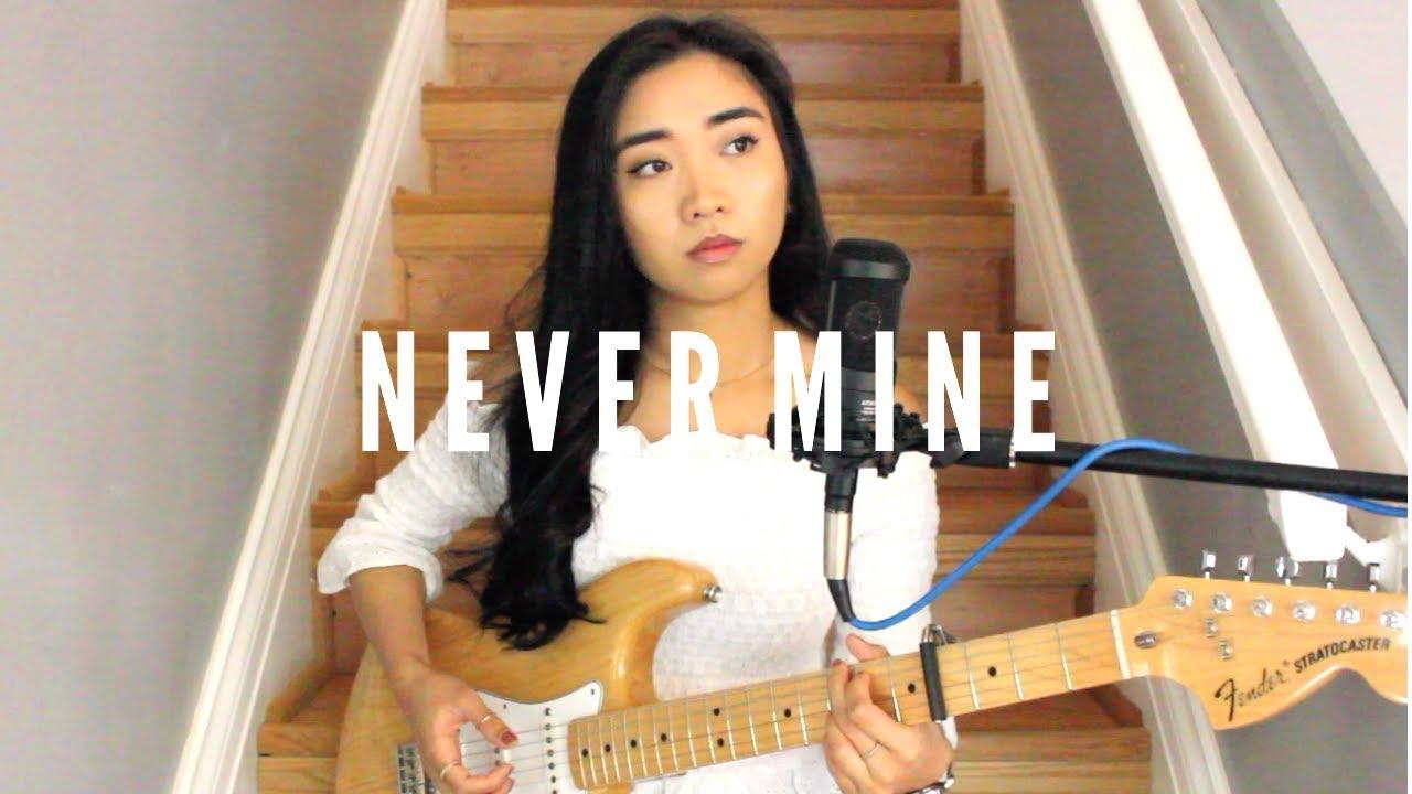 Chords for Never Mine x Marylou Villegas (Original Song