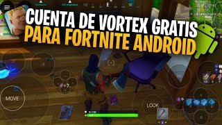 FORTNITE ANDROID FOR LOW RANGE 32 BITS!!! / HAVE FREE VORTEX ACCOUNTS TO PLAY FORTNITE