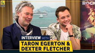 Dexter Fletcher And Taron Egerton Interview With Anupama Chopra | Rocketman | Film Companion