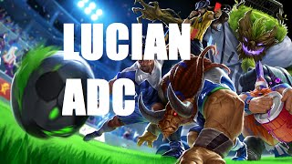 League of Legends - Lucian ADC - Full Game Commentary