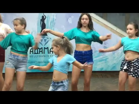 Kids Group Belly Dance ▶2:48