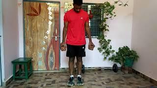 घर पर  Biceps कैसे बनाए | Best Home Biceps exercise home