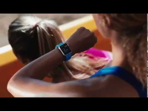 Apple Watch Health Fitness Features [Official]