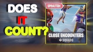 """DOES THE """"CLOSE ENCOUNTERS"""" GAME MODE COUNT AS A WIN IN FORNTIE!?! SEASON 6 CUMMING SOON"""