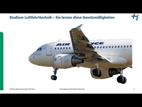 Studiengang Luftfahrttechnik (Bachelor) An Der THI